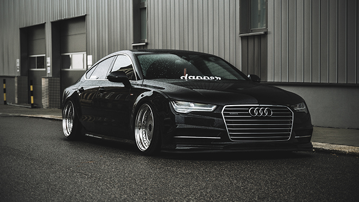 Audi A7 Interieur – Royal Performance