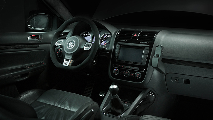 Golf Variant Interieur Design