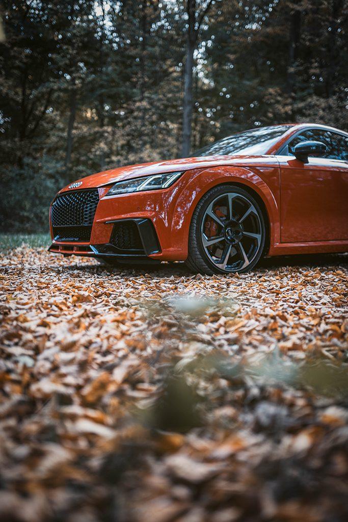 Audi TT RS 8S - Royal Performance
